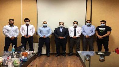 تصویر از آموزش نیروهای خدماتی و پذیرایی اداری(آبدارچیان +نظافتچیان)